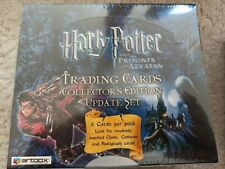 Harry Potter and Thé Prisoner of Azkaban Update SEALED  Very Rare