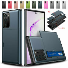 Shockproof Wallet Credit Card Holder Phone Case Cover For Samsung Galaxy S20 FE