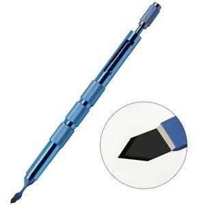 1set black Diamond elbow double lancet blade Keratome blade Ophthalmic knives