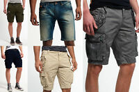New Mens Superdry Shorts Various Styles & Colours