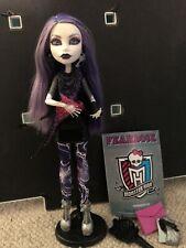 Monster High Doll - Spectra Vondergeist - Picture Day - Great Condition