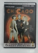 Chicago (DVD, 2003, Widescreen) excellent condition and FAST FAST SHIP