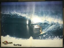 Bruce Irons Surfing Magazine Volcom Foldout Poster 1990s Vintage