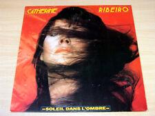 EX !! Catherine Ribeiro/Soleil Dans L'ombre/1986 Jaro LP
