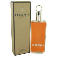 Lagerfeld Classic Cologne by Karl Lagerfeld, 5 oz EDT Spray for Men NEW IN BOX