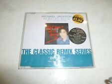 MICHAEL JACKSON  They Don't Care About Us - 1996 UK 4-track CD single [CD2 of 2]