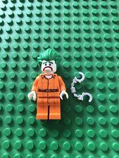 Lego DC asilo Joker Minifigura Nuevo Raro Original!!!