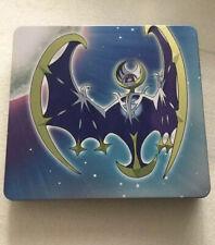Pokemon Moon Fan Edition Steelbook Case Only
