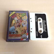 Jackle & Ancho-Bulldog-Cassette-ZX Spectrum - 1987-Probado-en muy buena condición