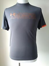 Under Armour Catalyst Heat Gear Gray Shirt Men's Size:Small Excellent Condition!