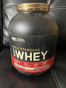 Optimum Nutrition Gold Standard 2.27kg Cookies & Cream 100% Whey Protein