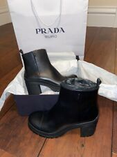 Prada Ankle Boots Size 8 (fit a 7) EU 41 RRP £660