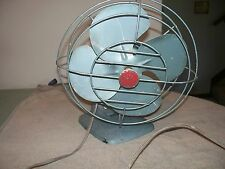 "Vintage 10"" General Electric Oscillating Fan"