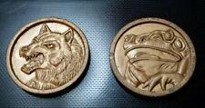 MMPR, Power Rangers Coins Loose