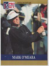 Mark O'Meara #30 1990 Pro Set PGA Tour Golf Special Inaugural