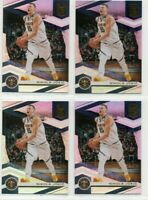 4) 2019-20 Panini Donruss Elite Nikola Jokic #81 Base Card Lot Denver Nuggets