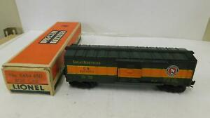 LIONEL 6464-450 GREAT NORTHERN BOXCAR