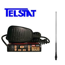 GME TX3100 Compact UHF CB with GME AE4018BK1 Black Heavy Duty 6.6dBi Antenna