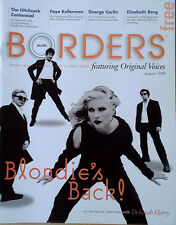 Blondie - Deborah Harry Interview - Inside Borders Magazine - August, 1999