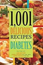1,001 Delicious Recipes for People with Diabetes, , Good Book