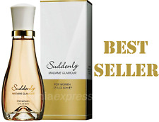 SUDDENLY Madame Glamour Women Eau de Perfume 50 ml 1.7floz LIDL FAST SHIPPING