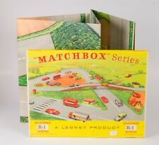 Lesney Matchbox R-1 Roadway Series Layout in Sleeve. Near-MINT/unused. 1960's