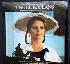 Soundtrack LP THE EUROPEANS Lee Remick Stephen Foster STILL IN SHRINK WRAP Mint-