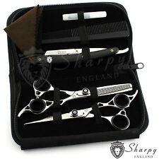 "Professional Hairdressing Scissors Barber Salon Shears SET 6.5"" With Free RAZOR"