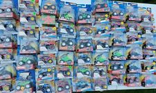 Hot Wheels Monster Jam 2001-2012 Monster Truck Many to Choose From, You Pick,New