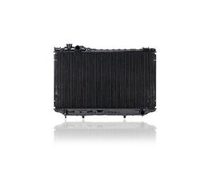 Radiator Koyorad For 508 85-88 Toyota Cressida Manual 6Cy 2.8L Brass Core 2-Row