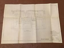 1913 Panama Canal Sketch Diagram Upper Guard Valves Assembly Culebra Zone