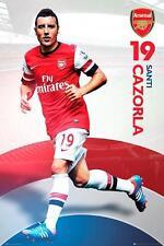 Arsenal: Cazorla 12/13 - Maxi poster 61cm x 91.5cm (nuovo e sigillato)