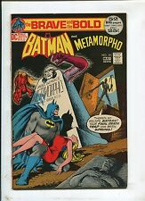 """BRAVE AND THE BOLD #101 (9.0)  """"BATMAN AND METAMORPHO"""" 1972"""
