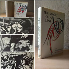 The Magic Of A Line: The Autobiography of Laura Knight, 1965 [First Edition]