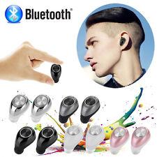 Mini TWS Twins Wireless Bluetooth V4.1 Stereo Headset In-Ear Earphone Earbud