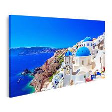 Griechenland Leinwandbild 2x70x60cm Mykonos