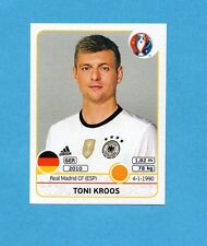 PANINI-EURO 2016-Figurina n.249- KROOS - GERMANIA -NEW BLACK