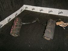 honda SES125 dylan 2004 raer foot peg hangers & pegs LHS & RHS