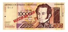 Venezuela ... P-85s ... 10,000 Bolivares ... 2004 ... *UNC* ... Specimen