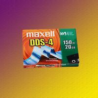 lot de 3 Maxell DDS 4, DATA CARTRIDGE, Données cassette