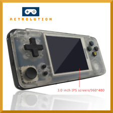 RetroGame Plus 2 RS-97 2019 Anniversary Limited Edition (TRANS WHITE COLOR)