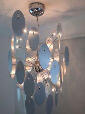 Replica New Designer Large 15 Leaf Pendant Light List Price $1295