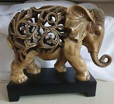 More details for vintage ceylon vine elephant