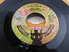 "LEMON PIPERS Jelly Jungle / Shoeshine Boy  7"" vinyl Record BDA-41 (drill hole)"