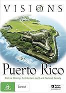 Visions of Puerto Rico * NEW DVD * (Region 4 Australia)