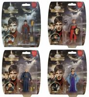 New Merlin Action Figure Set of 4 figures Morgana, Arthur, Merlin and Gaius