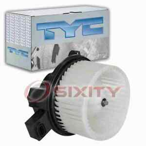 TYC Front HVAC Blower Motor for 2005-2009 Ford Mustang Heating Air ee