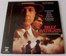 LASERDISC - NTSC - BILLY BATHGATE - with Dustin Hoffman, Nicole Kidman