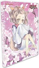 Yu-Gi-Oh! album portfolio Ash Blossom A4 pour 180 cartes classeur Konami 744154
