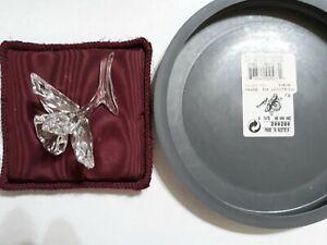 SWAROVSKI RETIRED ULTRA LIGHT YELLOW ORCHID 200280